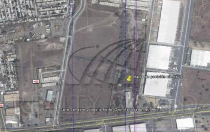Foto de terreno industrial en venta en, california 2do sector, general escobedo, nuevo león, 1377429 no 02