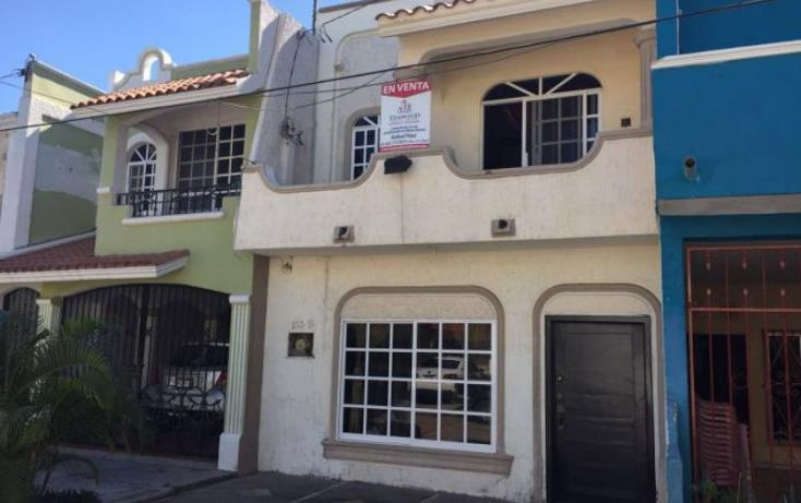 Foto de casa en venta en california 822, alameda, mazatlán, sinaloa, 1614022 no 02