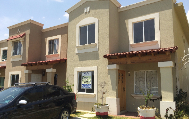 Foto de casa en venta en  , calimaya, calimaya, méxico, 2015854 No. 01