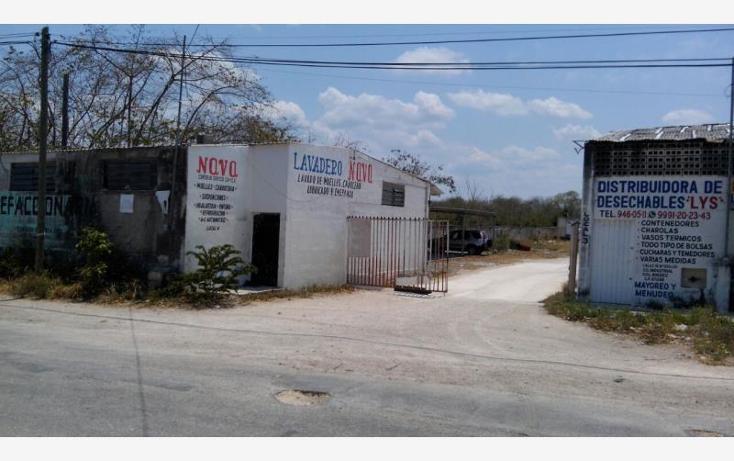 Foto de bodega en venta en calle 1 1, ciudad industrial, mérida, yucatán, 1840288 no 01
