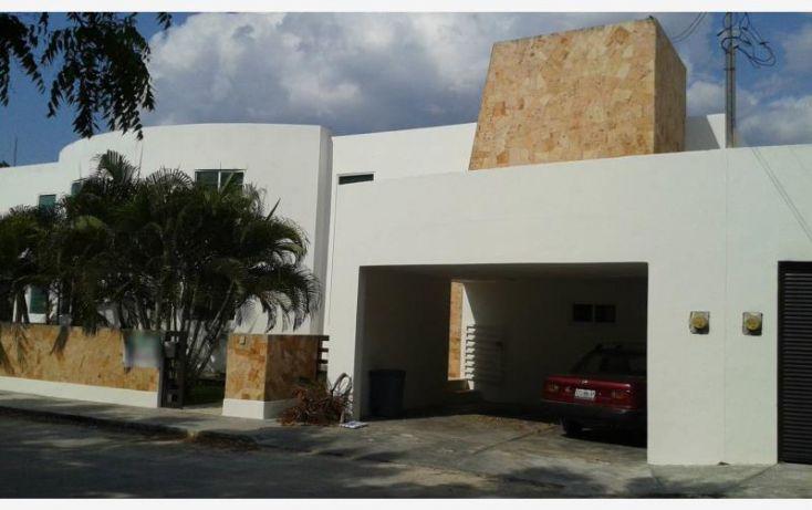 Foto de casa en venta en calle 1 1, gonzalo guerrero, mérida, yucatán, 1849524 no 01