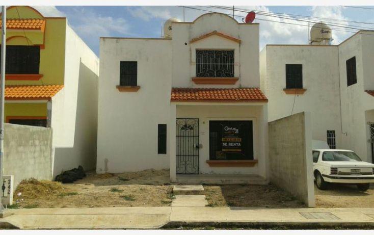 Foto de casa en renta en calle 1 1, hacienda opichen, mérida, yucatán, 1850104 no 01