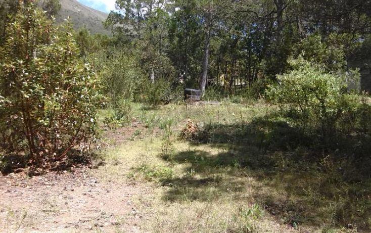 Foto de terreno habitacional en venta en calle 1 km5, los lirios, arteaga, coahuila de zaragoza, 1402275 no 05