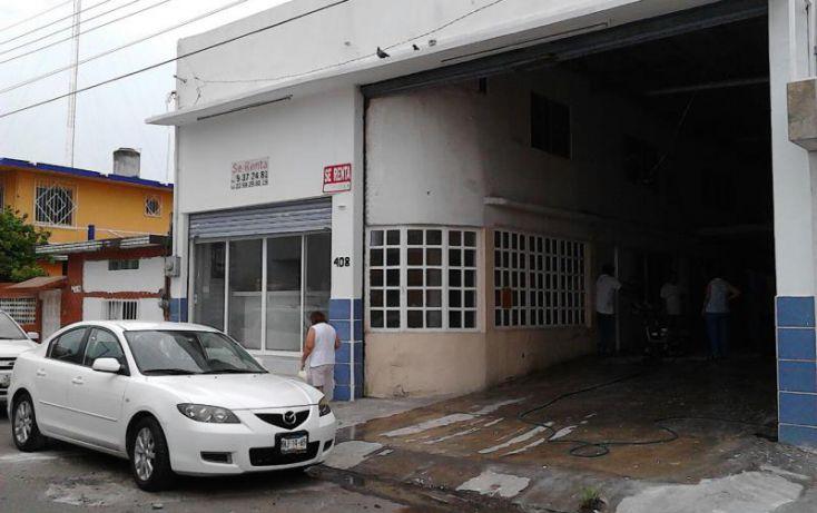 Foto de bodega en renta en calle 10, nueva era, boca del río, veracruz, 971373 no 01
