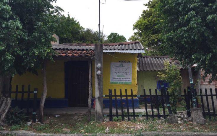 Foto de terreno habitacional en venta en calle 107 1277, las delicias, tuxtla gutiérrez, chiapas, 1529370 no 01