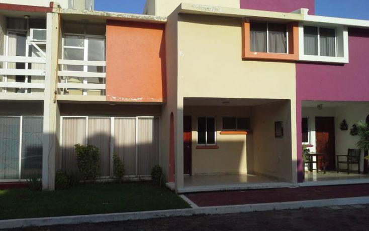 Foto de casa en renta en calle 12 21, costa verde, boca del río, veracruz, 1065847 no 01