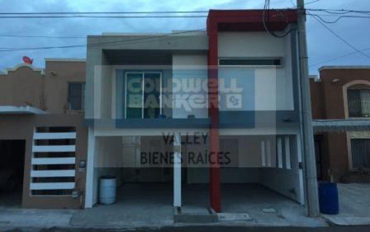 Foto de casa en renta en calle 13 638, vista hermosa, reynosa, tamaulipas, 741057 no 01