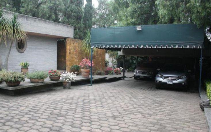 Foto de casa en venta en calle 16, club de golf méxico, tlalpan, df, 1563960 no 03