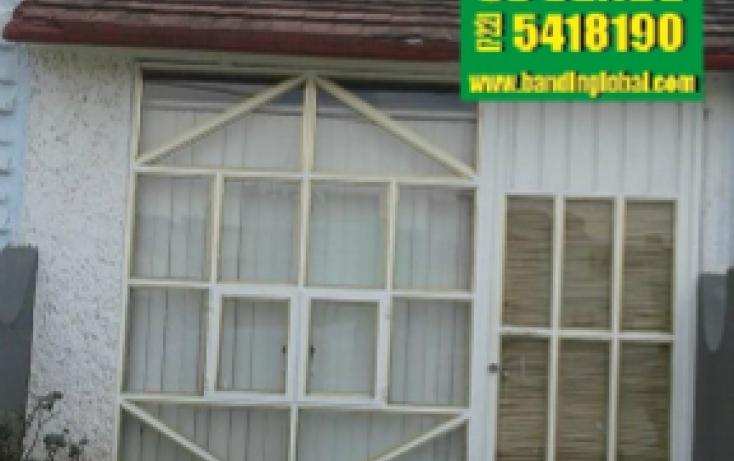 Foto de casa en condominio en venta en calle 16, san josé la pilita, metepec, estado de méxico, 872643 no 01