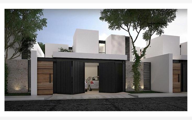 Foto de casa en venta en  1, montebello, mérida, yucatán, 2032048 No. 01