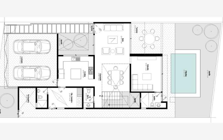Foto de casa en venta en  1, montebello, mérida, yucatán, 2032048 No. 05