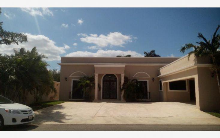 Foto de casa en venta en calle 2 1, camara de comercio norte, mérida, yucatán, 2021614 no 01
