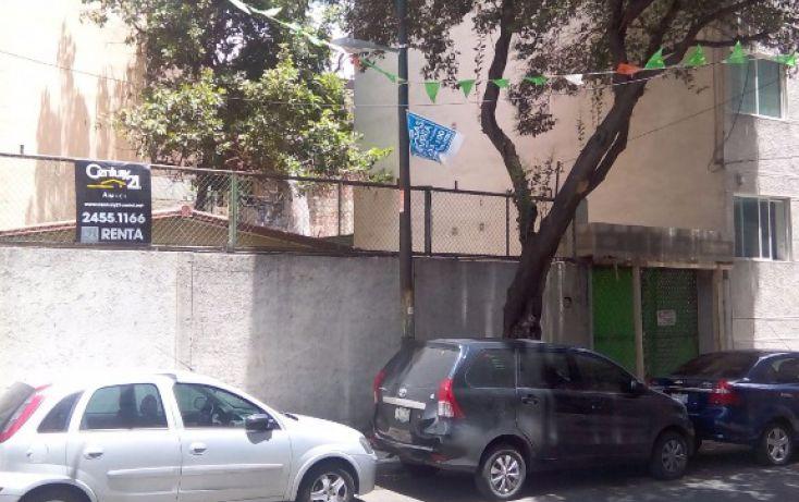 Foto de terreno habitacional en venta en calle 2, del valle sur, benito juárez, df, 1701796 no 01