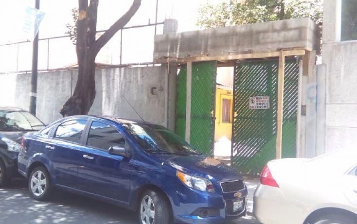 Foto de terreno habitacional en venta en calle 2, del valle sur, benito juárez, df, 1701796 no 02