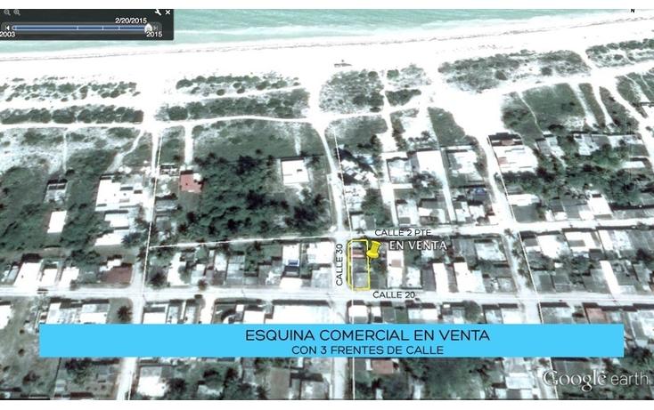 Foto de casa en venta en calle 2 poniente esquina con 30 y 20 , sisal, hunucmá, yucatán, 1626587 No. 02