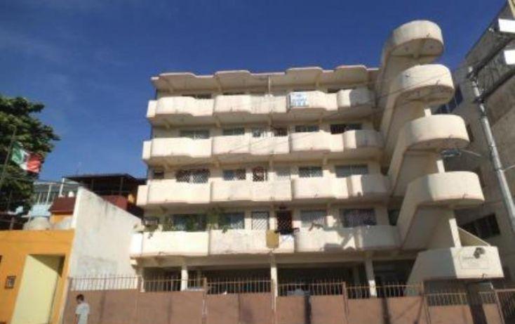 Foto de departamento en venta en calle 2 y avenida santa cruz 2, santa cruz, acapulco de juárez, guerrero, 1686278 no 01