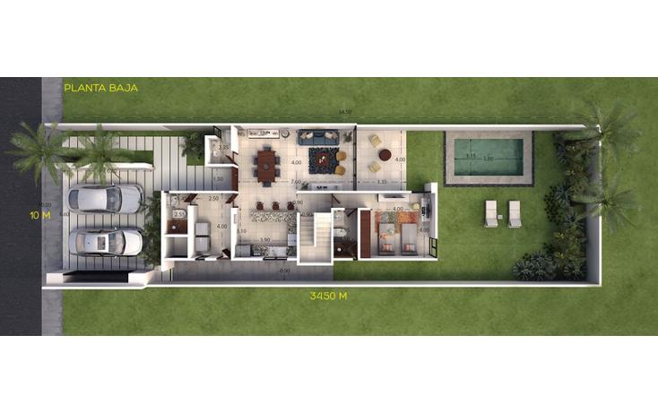 Foto de casa en venta en  , cholul, mérida, yucatán, 1440563 No. 14