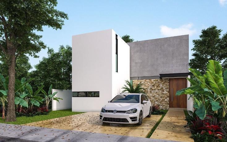 Foto de casa en venta en calle 22 , conkal, conkal, yucatán, 3431590 No. 01