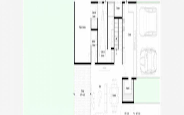 Foto de casa en venta en calle 23 128a, cholul, mérida, yucatán, 1436909 no 03