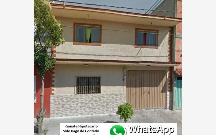 Foto de casa en venta en calle 23 a 1, guadalupe proletaria, gustavo a. madero, distrito federal, 1807484 No. 01