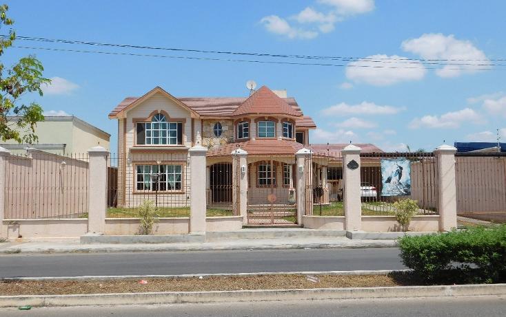 Foto de casa en venta en calle 24 187 , san pedro cholul, mérida, yucatán, 1909729 No. 01