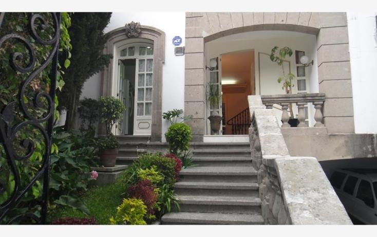 Foto de casa en venta en  20, club de golf méxico, tlalpan, distrito federal, 2427776 No. 01
