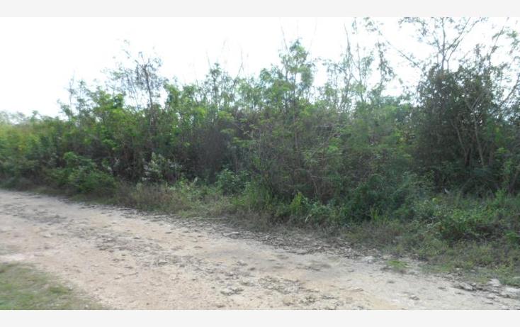 Foto de terreno habitacional en venta en calle 24 305, montebello, mérida, yucatán, 1517908 No. 05