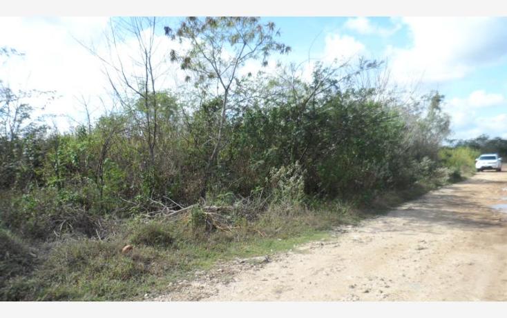 Foto de terreno habitacional en venta en calle 24 305, montebello, mérida, yucatán, 1517908 No. 06