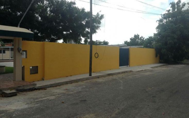 Foto de casa en renta en calle 25 103, méxico, mérida, yucatán, 1581190 no 01
