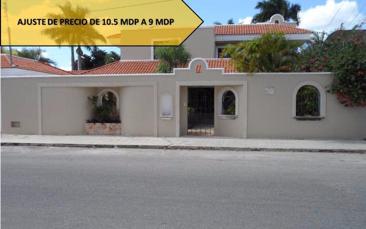 Foto de casa en venta en calle 26, méxico, mérida, yucatán, 1719280 no 01