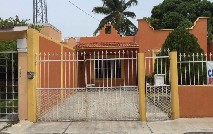Foto de casa en renta en calle 35c no5, san nicolás, carmen, campeche, 1774735 no 01