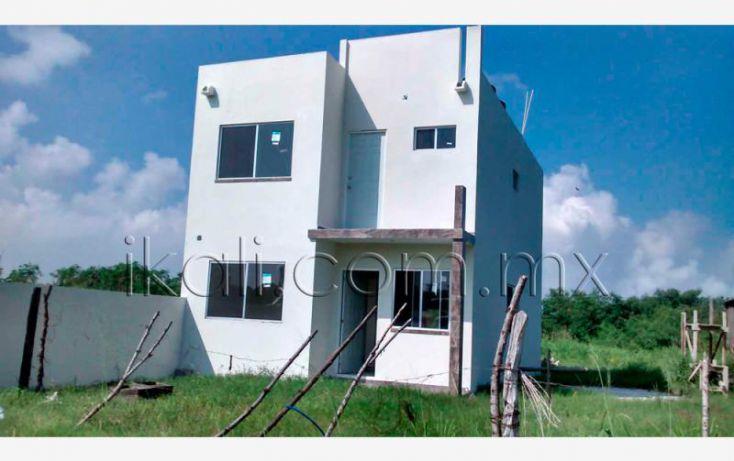 Foto de casa en venta en calle 4, el paraíso, tuxpan, veracruz, 1589284 no 01