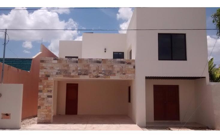 Foto de casa en venta en calle 40 200-a , campestre, mérida, yucatán, 1928616 No. 01