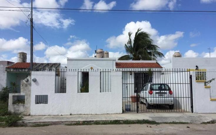 Foto de casa en venta en calle 43 x 56 y 58 380, francisco de montejo, m?rida, yucat?n, 2043624 No. 01