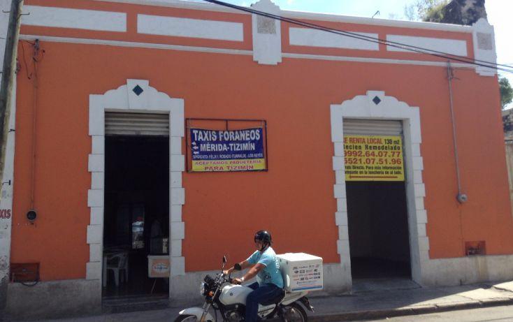 Foto de edificio en venta en calle 52, merida centro, mérida, yucatán, 1719174 no 01