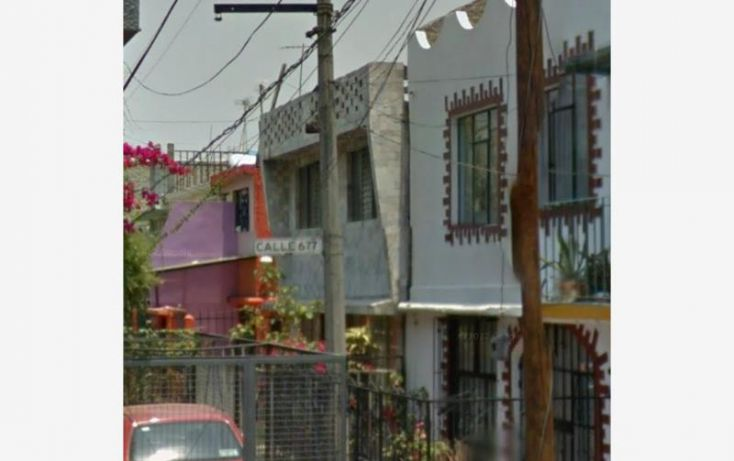 Foto de casa en venta en calle 677 1, ctm aragón, gustavo a madero, df, 1807488 no 02