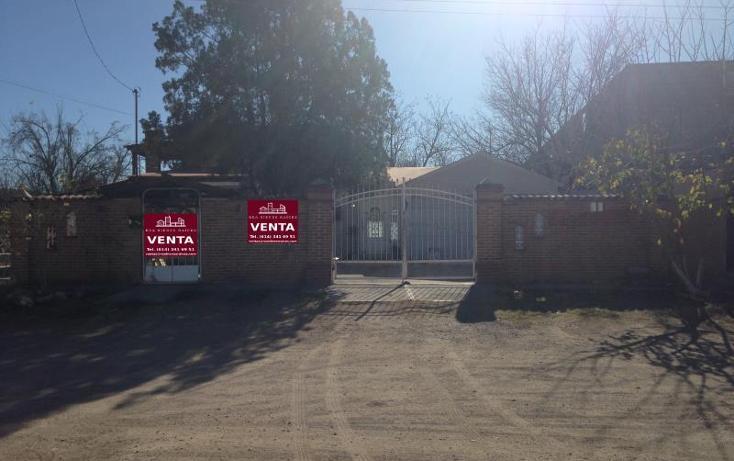 Foto de rancho en venta en calle 71 8000, aeropuerto, chihuahua, chihuahua, 0 No. 01