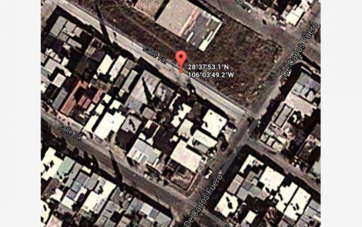 Foto de casa en venta en calle 7a unidad privativa 3 50043, santa rosa, jiménez, chihuahua, 1978412 no 01