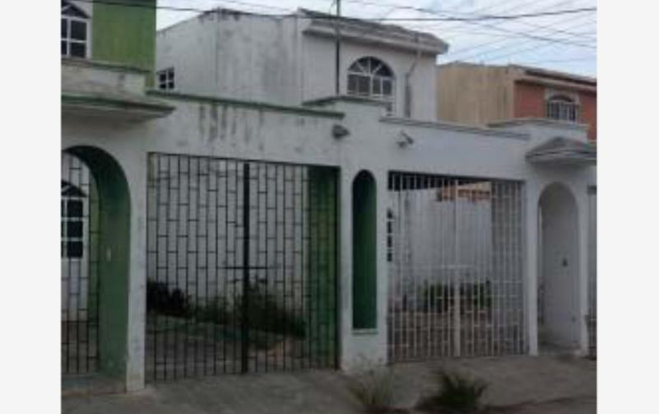 Foto de casa en venta en calle 8 32, samula, campeche, campeche, 589154 No. 01