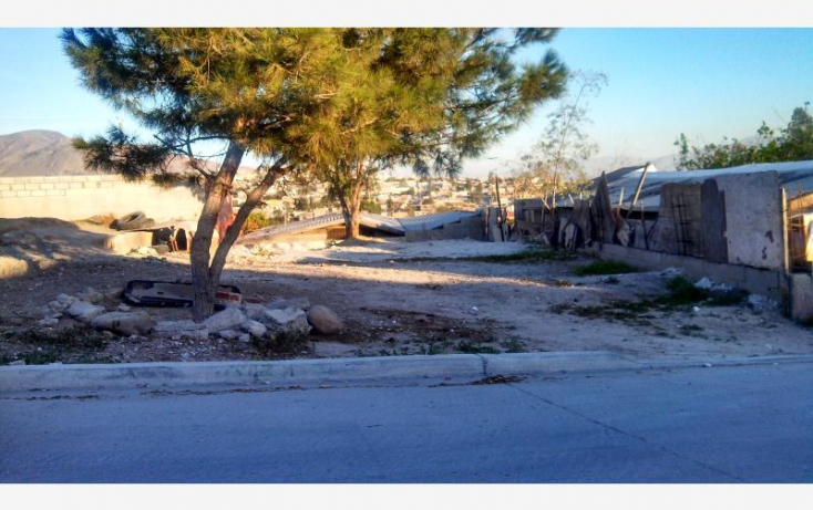 Foto de terreno habitacional en venta en calle 8 va 7712, el pípila, tijuana, baja california norte, 376025 no 01