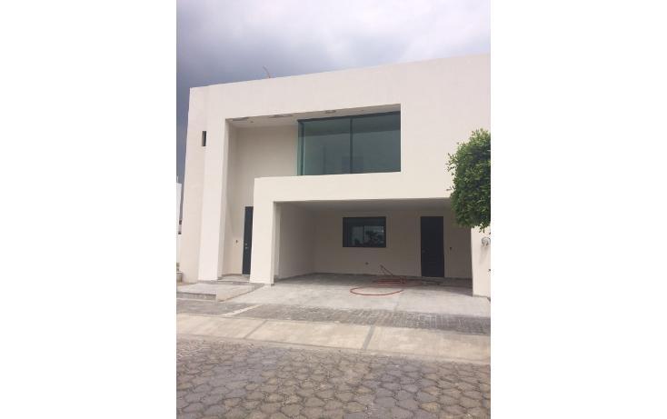 Foto de casa en venta en calle adriático 133 , parque veneto, san andrés cholula, puebla, 1940862 No. 01
