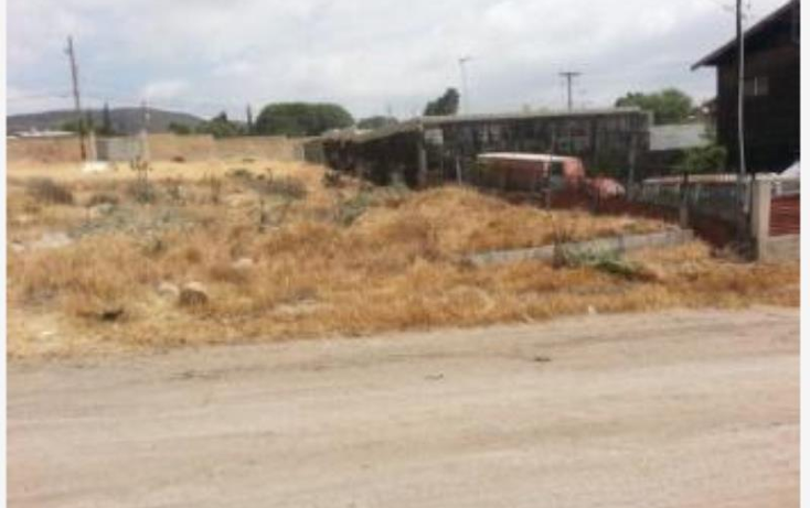 Foto de terreno habitacional en venta en calle álvaro obregón 1, ejido matamoros, tijuana, baja california, 590945 No. 01