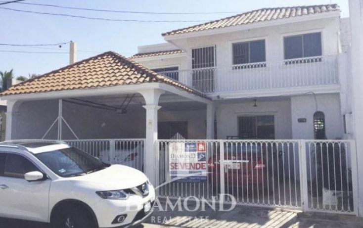Foto de casa en venta en calle angela peralta 226, flamingos, mazatlán, sinaloa, 1839420 no 01