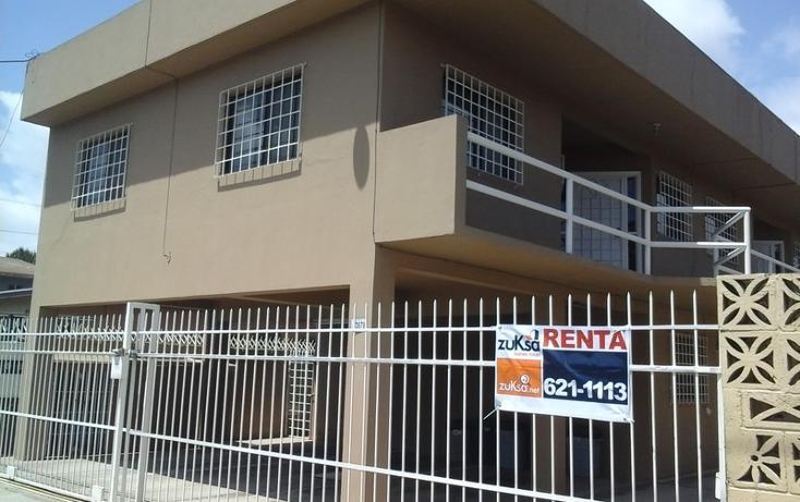 Foto de departamento en renta en calle bacatete #13876 departamento 4 fraccionamiento sonora , sonora, tijuana, baja california, 464368 No. 01