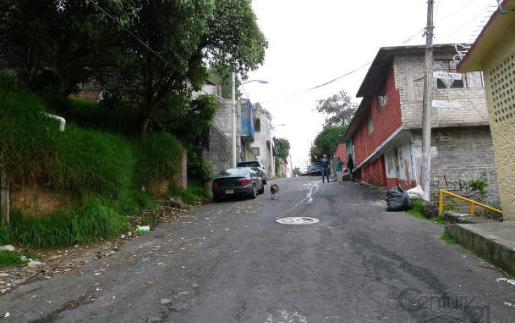 Foto de terreno habitacional en venta en calle cantera 2, pueblo nuevo alto, la magdalena contreras, df, 1710616 no 02