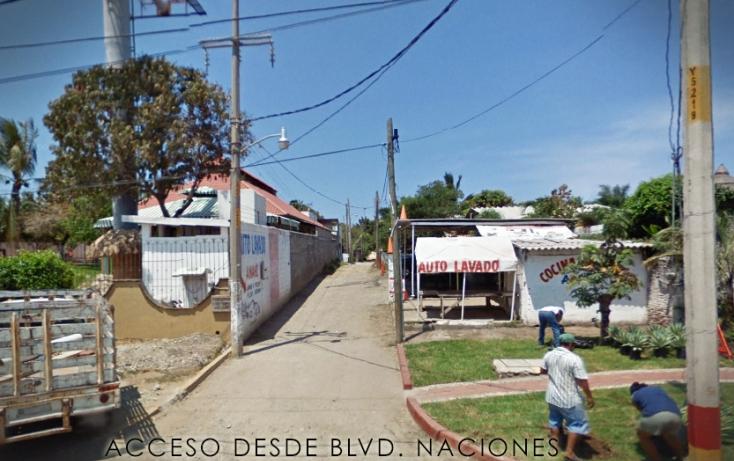 Foto de terreno habitacional en venta en calle charrita sn, plan de los amates, acapulco de juárez, guerrero, 343628 no 02