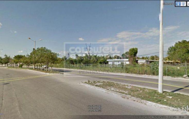 Foto de terreno habitacional en venta en calle chetumal entre kabah fracc villas del mar, casas del mar, benito juárez, quintana roo, 576453 no 02