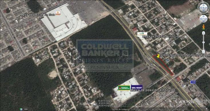 Foto de terreno comercial en venta en  , casas del mar, benito juárez, quintana roo, 576453 No. 04