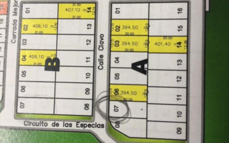 Foto de terreno habitacional en venta en calle clavo 0, san armando, torreón, coahuila de zaragoza, 619438 No. 06