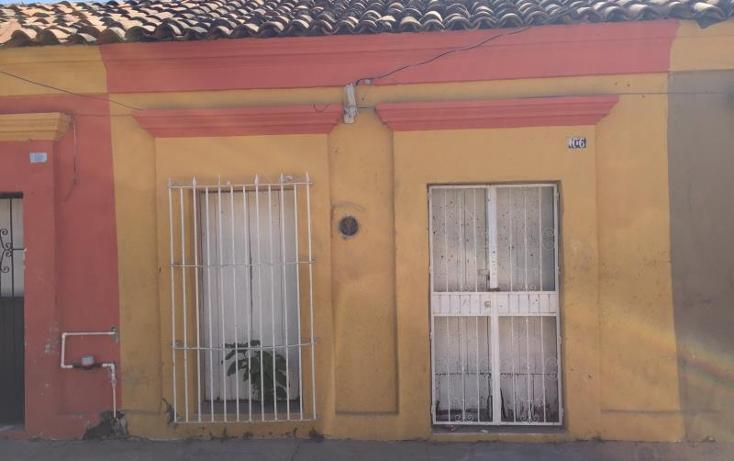 Foto de casa en venta en calle constituci?n 1124, centro, mazatl?n, sinaloa, 1585010 No. 01